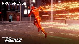 3D İlerleme | Sinema 4D Flash - Animasyon Vitrin & Yıldırım İş CW