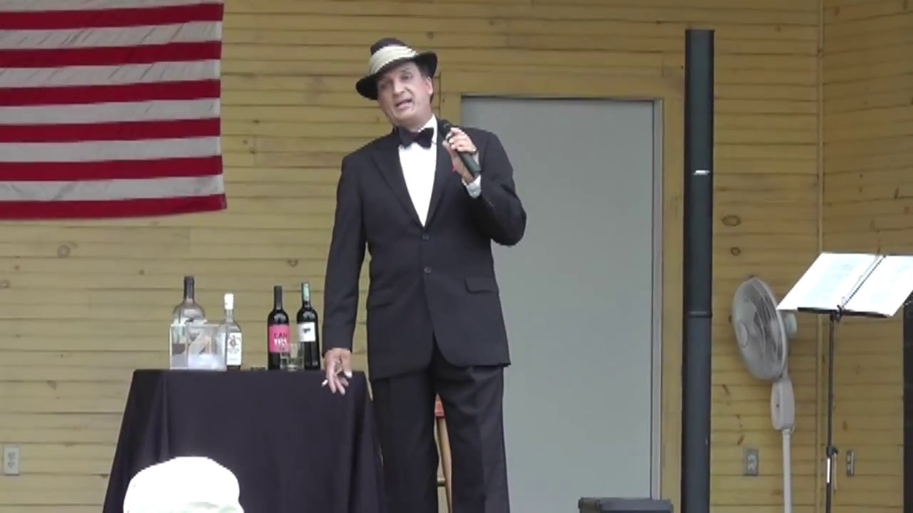 John Monforto - Sinatra part two  7-13-17