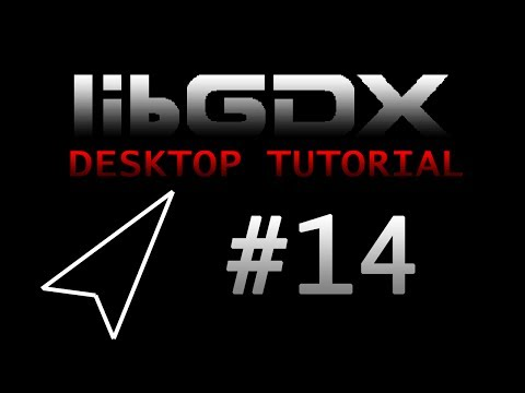 LibGDX Desktop Tutorial (Asteroids) - Part 14 - Save files