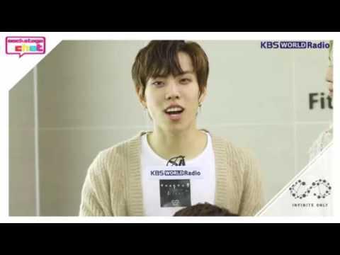 161014 INFINITE - KBS World Radio Backstage Chat