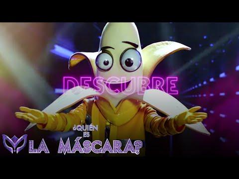 ¡Descubre quién esta detrás de Banana! | Inicio 11 de octubre | ¿Quién es La Máscara? 2020