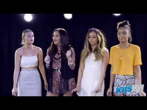 "Little Mix performs ""Black Magic"" at 102.7 KIIS-FM"