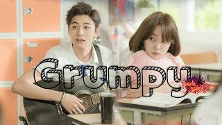 Kyungwoo x Sarang ft  Issue  (학교 2017) -GRUMPY FMV [ENG SUB]