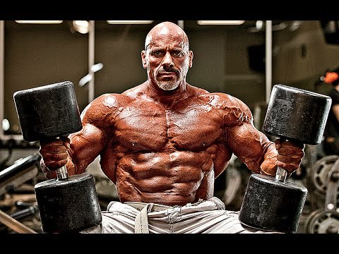 The Strongest Bodybuilder on Earth - YouTube