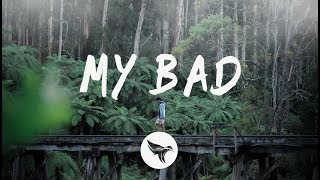 SHAUN - My Bad (Lyrics) KSHMR Edit, feat. Julie Bergan, With Advanced