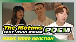 The Motans feat. Irina Rimes - POEM | Official Video [Reaction]