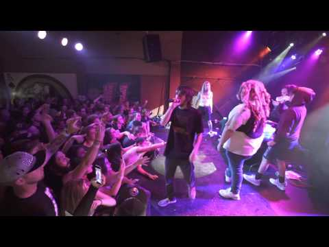 Ghostemane, Pouya and Fat Nick Full Set  at 1904 Music Hall