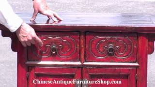 Chinese Antique Chests