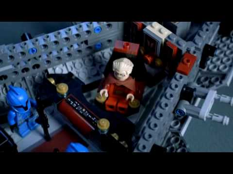 lego custom venator instructions