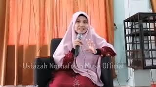 """Gambar cover Kisah Benar Suami Berhenti Curang Selepas Isteri Buat """"Amalan"""" Ini - Ustazah Asma Harun"""