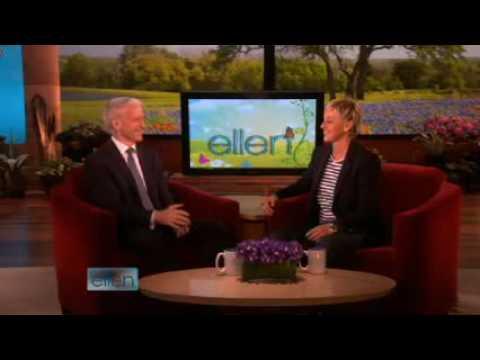 Anderson Cooper on Ellen (Part One)