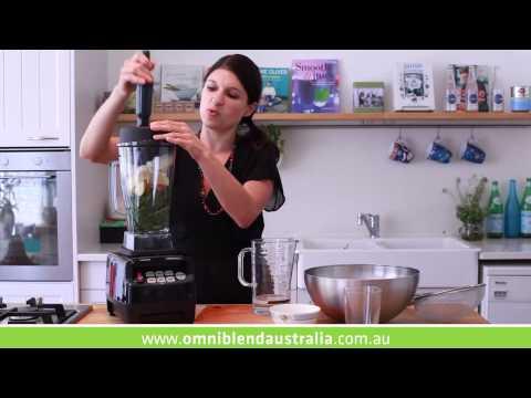 OmniBlend Green Smoothie Recipe   Power Blender