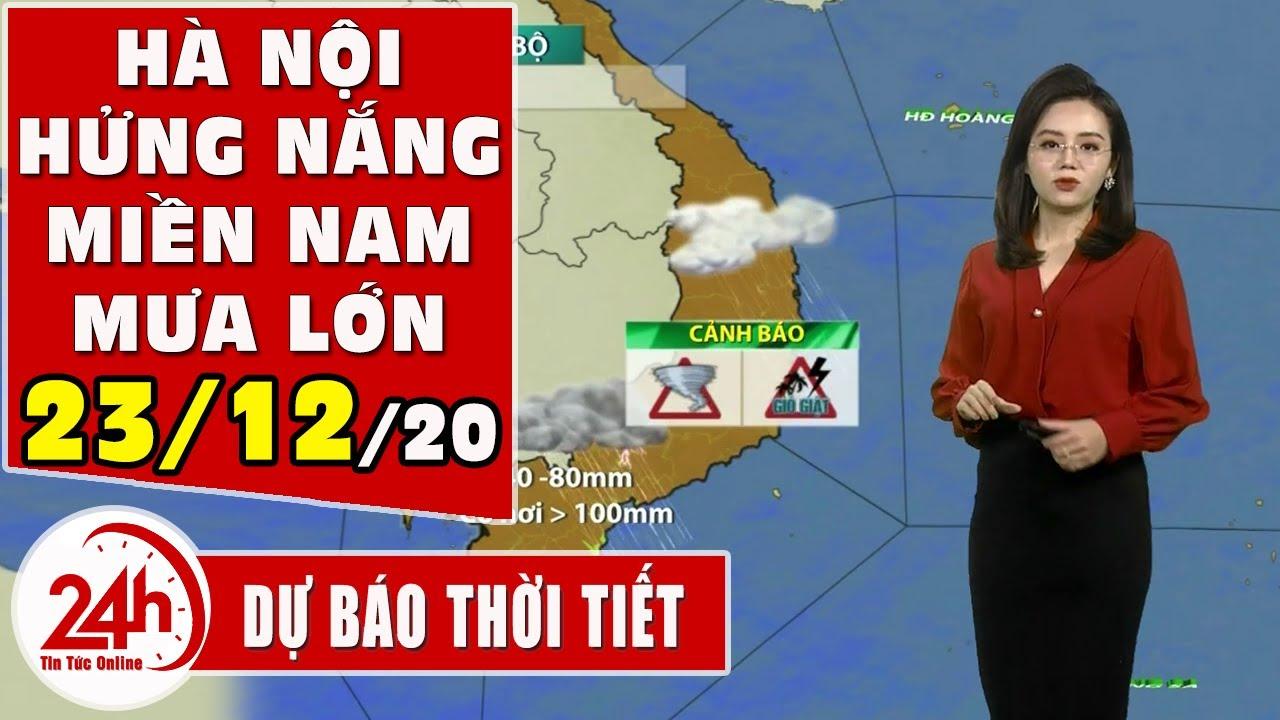 Dự báo thời tiết ngày 23/12 Hà Nội có Nắng Dự báo thời tiết ngày mai và 3 ngày tới mới nhất   Thông tin thời tiết hôm nay và ngày mai