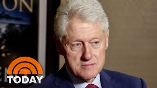 Bill Clinton Apologizes After His MeToo Comments | TODAY thumbnail