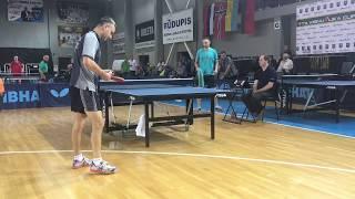 Maxim SHMYREV - Sergei SAVELEV 0:3 (semi final)