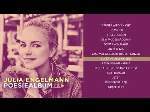 Julia Engelmann - Poesiealbum (Album anhören)