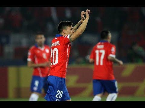 Chile 5 - 0 Bolivia | Copa América 2015 | Claudio Palma
