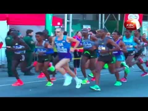 Kenya's Geoffrey Kirui and Edna Kiplagat to defend their Boston Marathon titles