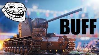 MM +1 zostanie i jeszcze BUFFA dostanie !!! World of Tanks