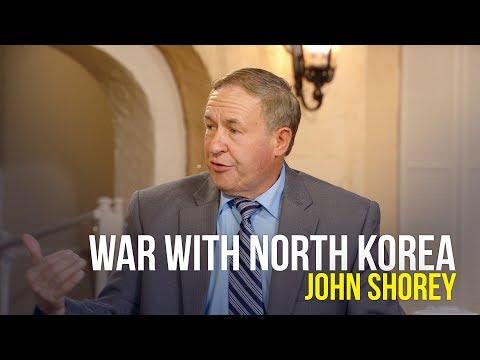 War with North Korea? - John Shorey on The Jim Bakker Show