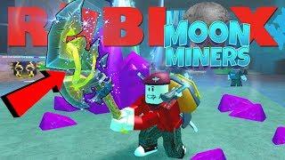 BESTE MINING AXE !! | Roblox Lune Miners 2