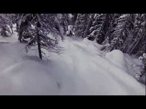 First Tracks at RMR - January 15th, 2012