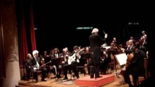 Concierto de Aranjuez -Allegro Gentile-. Vicente Coves, ORT, Isaac Karabtchevsky.Italian tour.(4/4)