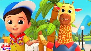 Download Mp3 Lagu kebun binatang prasekolah Kartun anak Junior Squad Indonesia Puisi untuk anak