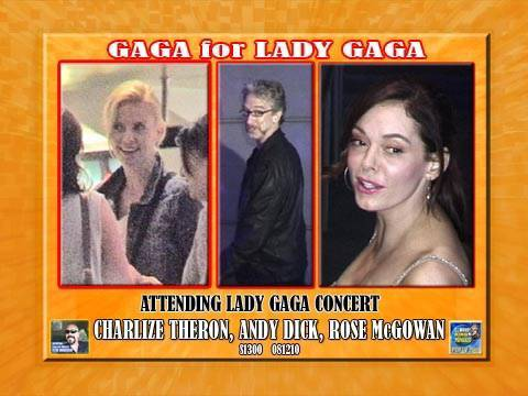 Charlize Theron, Andy Dick, Rose McGowan GAGAS1300_081210 Mp3