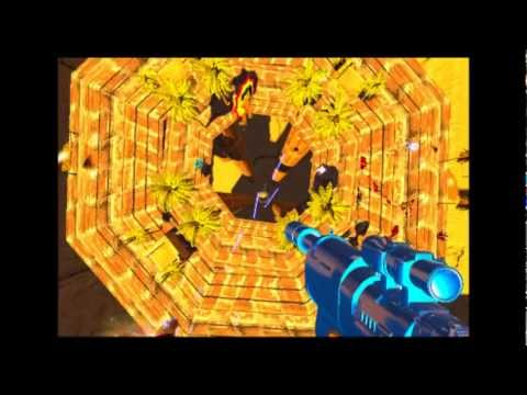 Serious Sam HD: The Second Encounter Water Temple Map Trailer