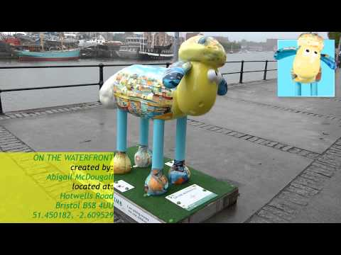 Shaun In The City ON THE WATERFRONT