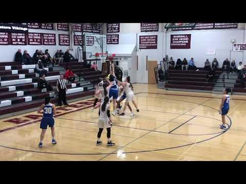 Girls Basketball #3 Eastern Vs #6 Sterling SJIT 2020 Highlights