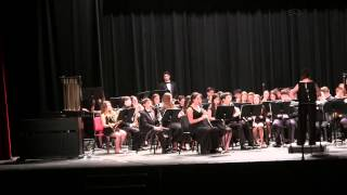 Spring Concert 2014: A Festive Celebration (Freshman Wind Ensemble)