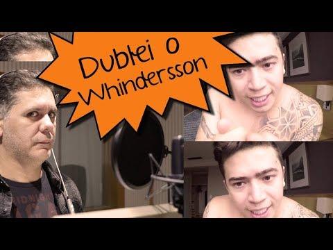 Dublagem de Reality Show e Dublando o Whindersson