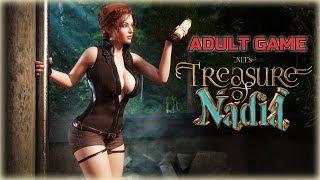 Treasure of Nadia[Latest Version]☚Обзор☛ Сексуальная Джинн-помощница