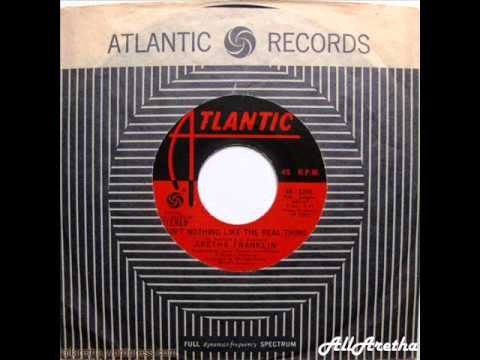 Aretha Franklin - Ain't Nothing Like The Real Thing / Eight Days On The Road - 7