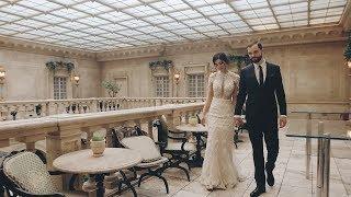Свадьба в ресторане Турандот // Церемония в Усадьбе Кусково, Москва