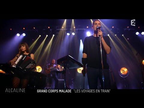 Alcaline, le Concert : Grand Corps Malade - Les Voyages En Train en live