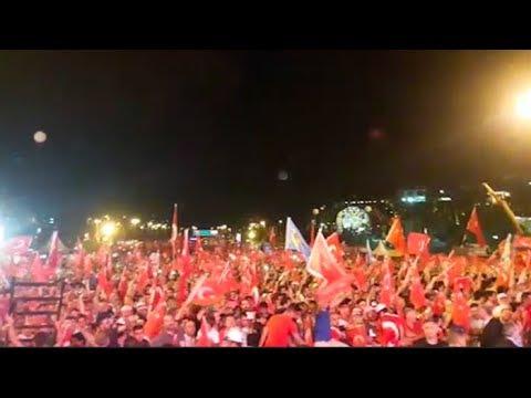 Pengorbanan rakyat Turki pertahankan demokrasi