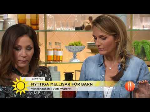 Vitaminboosta i vintermörkret - Nyhetsmorgon (TV4)
