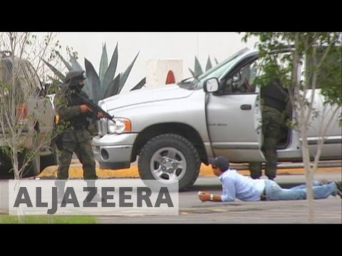 Mexico violence: 10-year-anniversary of war on drugs