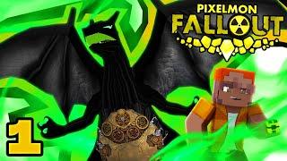 Pixelmon Fallout ★ NUCLEAR CHARIZARD! (Minecraft Pokemon Roleplay) Episode 1