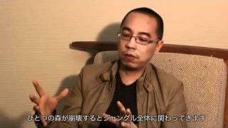 トランスフォーメーション展 アピチャッポン・W インタビュー 1/2