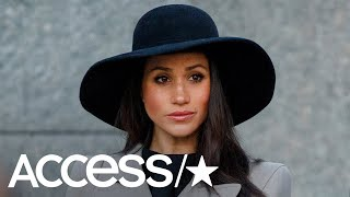 Inside Meghan Markle's Father Thomas' Drama With The Royal Family: What Is His End Game? | Access