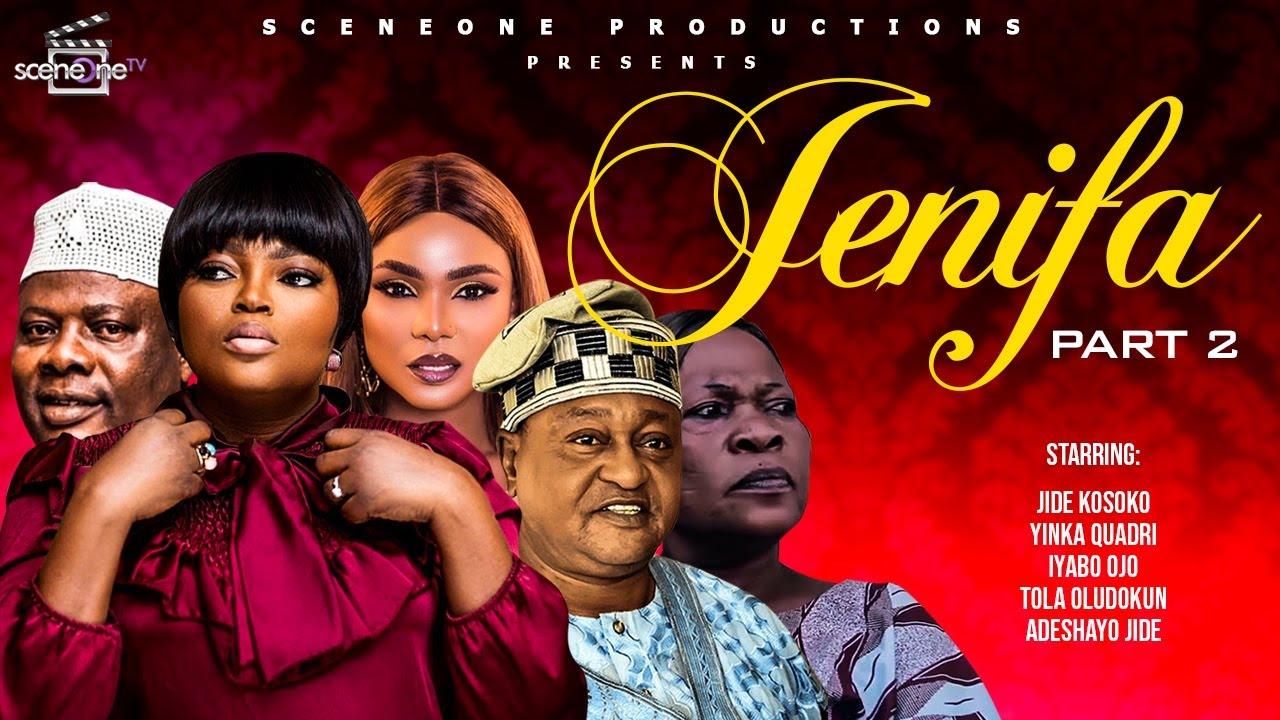 Download Flashback  Movie: JENIFA PART 2 ( Part 1)   Yoruba Nollywood Movie