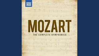 Symphony No. 21 in A Major, K. 134: III. Menuetto