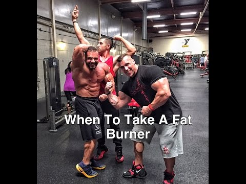 When to Incorporate a Fat Burner Into a Diet