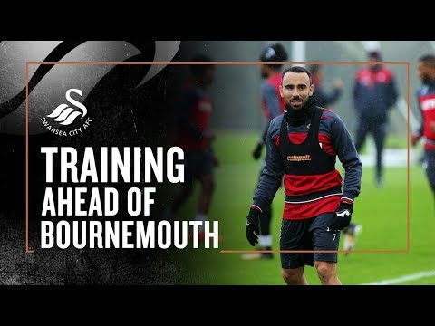 Training ahead of Bournemouth | Finishing Drills