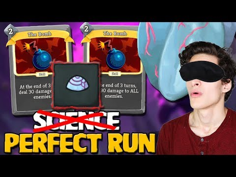 Slay The Spire - Defect Act 4 Ascension 20 | Insane Heart Kill W/ Runic Dome