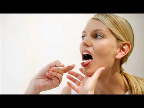 Может ли из за аллергии болеть горло